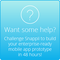 build mobile app prototype in as little as 48 hours!